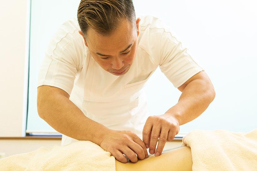 鍼灸治療について