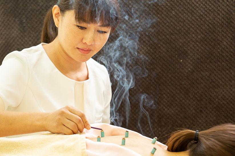 安心・安全な鍼灸治療