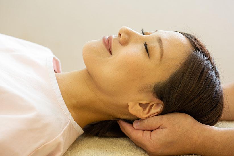 肩こり治療2
