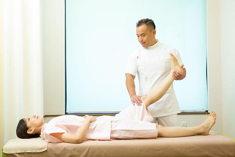 当院の腰痛治療