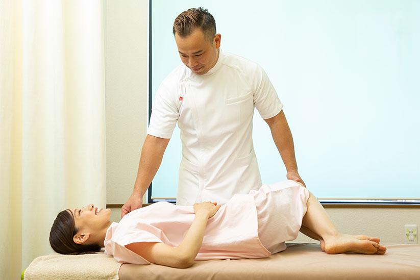 肩こり治療3
