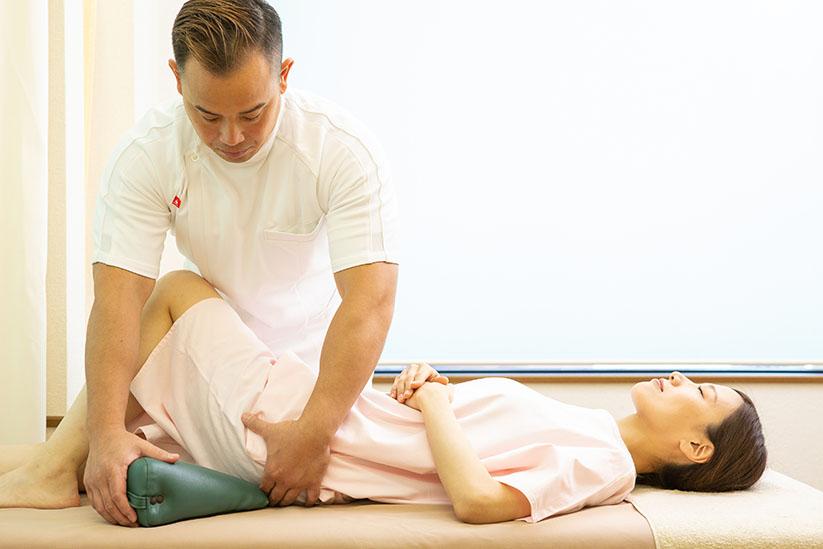 頸椎椎間板ヘルニアの治療3